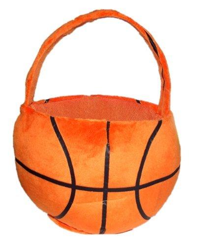 Easter Plush Basketball Treat (Basketball Easter Basket)