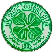 Celtic FC Soccer Enamel / Metal Club Crest Pin Badge