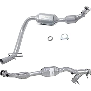Good Evan Fischer Catalytic Converter Set For Ford 97 98 F 150 F 250