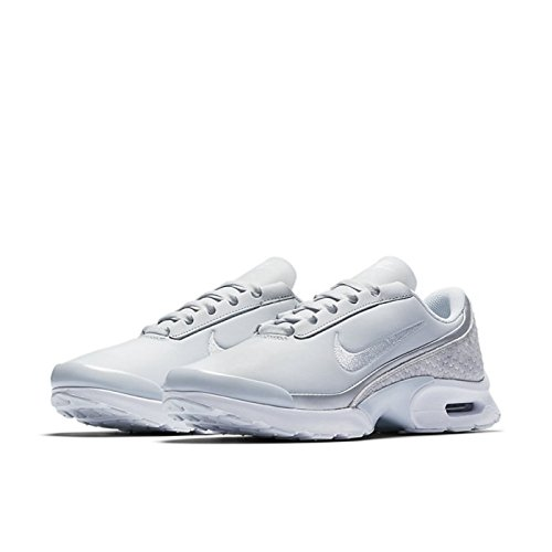 Scarpa Tessile Nike Womens Air Max Jewell Premium Platino Puro / Bianco / Argento Metallizzato / Platino Puro