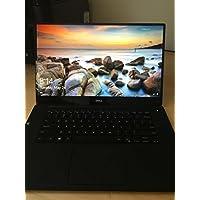 Dell XPS 15-9550 intel Core i5-6300HQ X4 2.3GHz 8GB 256GB SSD 15.6, Black (Refurbished)