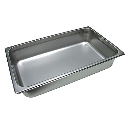 Update International (SPH-1004) 4'' Full-Size Anti-Jam Steam Table Pan by Update International
