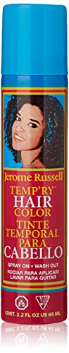 jerome russell Temporary Spray, Pink