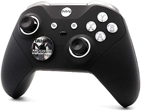 Mando a Distancia sin modificar Compatible con Xbox One Elite Series 2 (con Conector de 3,5 mm) para Todos los Juegos de Disparos Principales. (Varios diseños Disponibles): Amazon.es: Electrónica