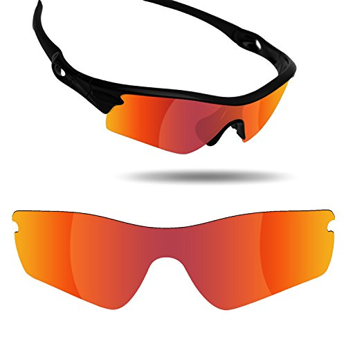 Fiskr Anti-Saltwater Replacement Lenses for Oakley Radar Path Sunglasses - Various - Radar Lenses
