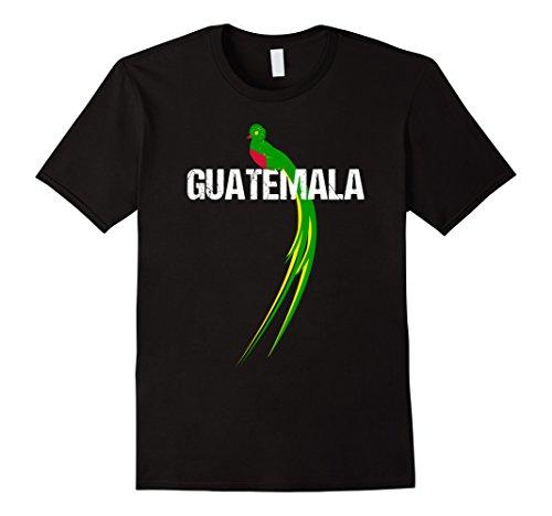 - Quetzal The National Bird of Guatemala T Shirt