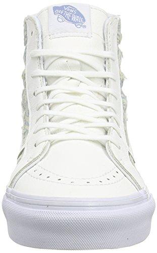 Slimv18i Vans High Erwachsene Frayed Sk8 Top Unisex Native White True Hi Weiß qrXrOIw