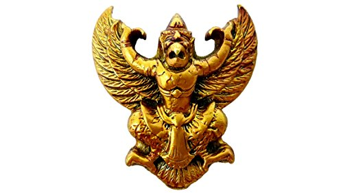 Garuda king honor respect lucky sacred charm lp'seng with amulet box