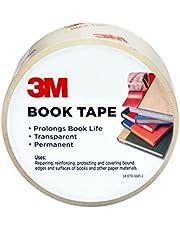 Scotch Book Tape, 1.88 in. x 30 yd, 1 Roll/Pack