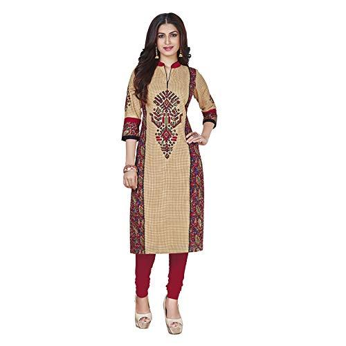 GiftsnFriends Women #39;s Cotton Dress Material