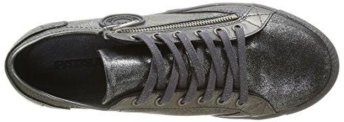 Pataugas Jester/Ms F4b - Zapatillas Mujer Plata