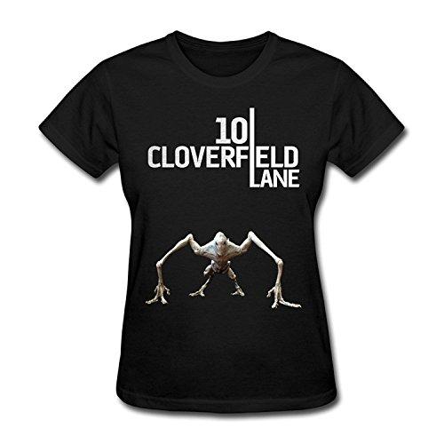 Gaowee Women's 10 Cloverfield Lane T-shirt