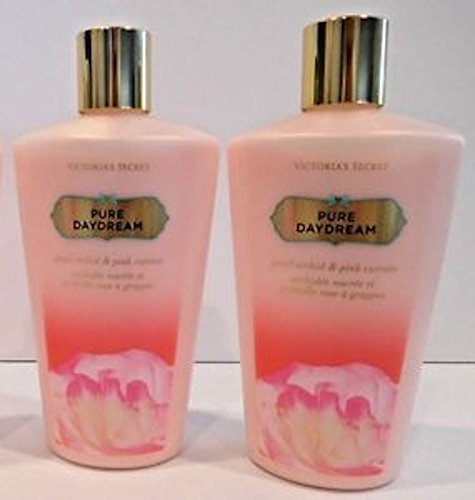 VICTORIA SECRET by Victoria's Secret PURE DAYDREAM BODY LOTION 8.4 OZ (Package Of 2)