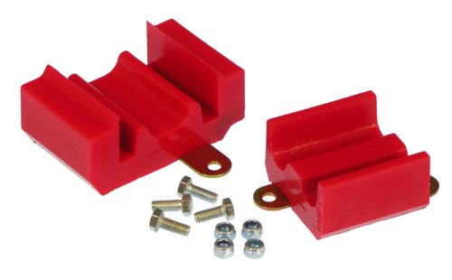 Prothane 7-1611 Red Differential to Transmission Torque Arm Kit