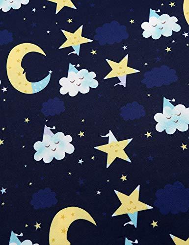 Arshiner Girls' Sleepwear Long Sleeve Cat Nightgown Nightie Pajama Dress