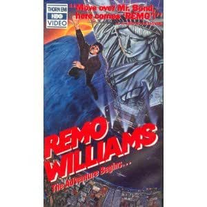 Remo Williams: The Adventure Begins [VHS]