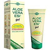 ESI Aloe Vera Gel E Vitamina E - Tea Tree Oil 100 Millilitri