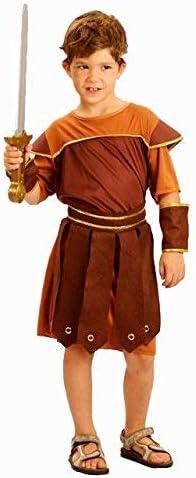 Disfraz de niño Soldado Romano Talla Grande Edad 10-12 años ...