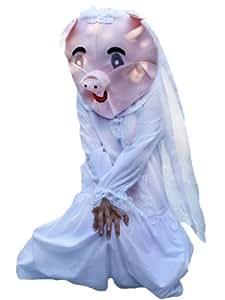 SU28 cerdos traje de novia trajes de carnaval trajes cerdo cerdos