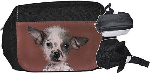 +++ PERUVIAN INCA ORCHID Peruanischer Nackthund - GÜRTELTASCHE Bauchtasche Futterbeutel HÜFTTASCHE Tasche - PIO 02