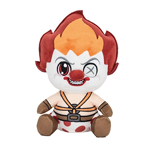 Amazon.com: Stubbins Twisted Metal Plush Figure Sweet Tooth 20 cm Peluches: Sports & Outdoors