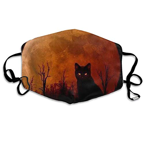 HOTSELL-Makemoney.forever Halloween,Mouth Mask Unisex Printed Fashion,Face Mask,Anti-dust