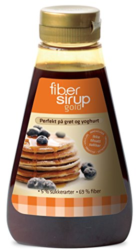 Price comparison product image Sukrin Fiber Syrup Gold