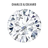 Moissanite Forever One, Collection D-E-F Round Brilliant Cut Loose by Charles & Colvard