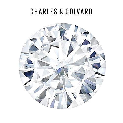 Charles & Colvard 10MM Moissanite Forever One Round Brilliant Cut Loose from Charles & Colvard