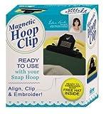 embroidery hat hoop - DIME MAGNETIC HOOP CLIP