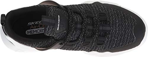 Skechers Womens D`Lites - DLT-A Black Sneaker - 7.5 by Skechers (Image #1)