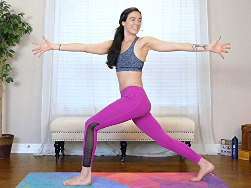 20 Minute Power Yoga For Obliques