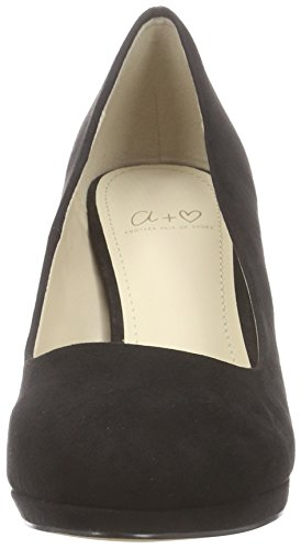 Another Pair of Shoes Patriciaae - Tacones Mujer Negro - negro (Black01)