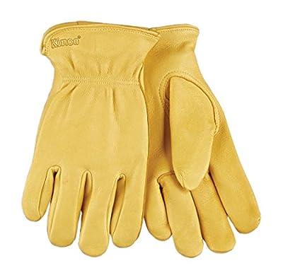 Kinco 90 Grain Deerskin Leather Work and Ranch Glove