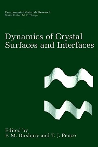 Dynamics of Crystal Surfaces and Interfaces (Fundamental Materials Research)