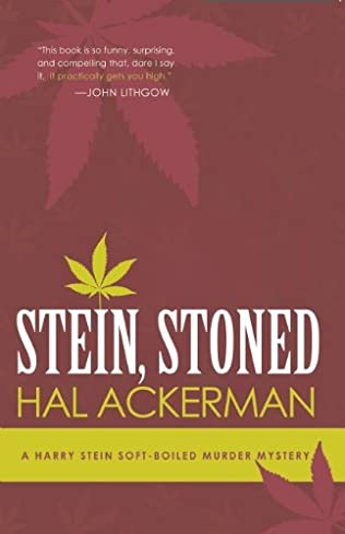 book cover of Stein, Stoned