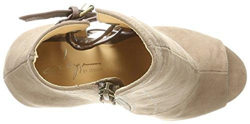 Daya by Zendaya Women's Kaylor Ankle Bootie Mushroom ijxS9P