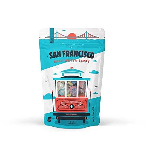 (San Francisco Salt Water Taffy)