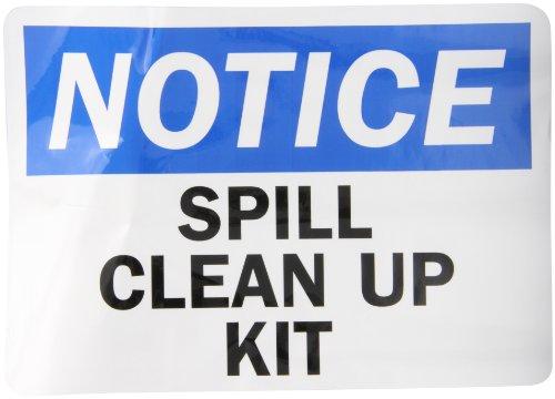 SmartSign Adhesive Vinyl OSHA Safety Sign, Legend