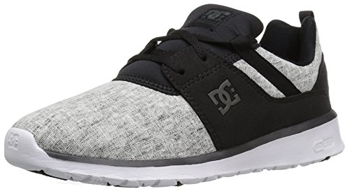 Nero Scarpa Genitore Heathrow Skateboard Se Dc Femminile Carbone wfwUOn1