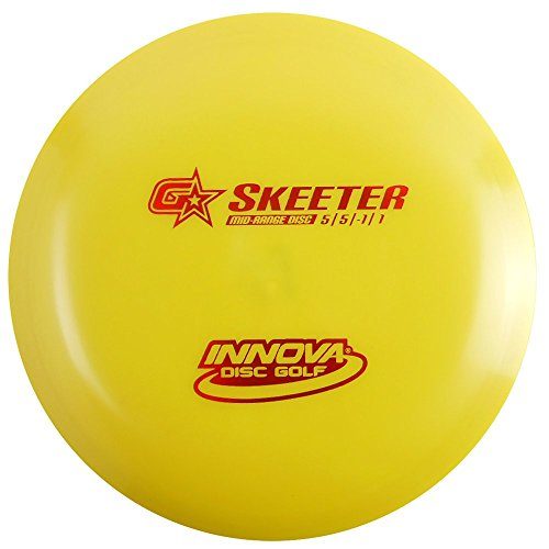 INNOVA GStar Skeeter Mid-Range Golf Disc [Colors May Vary] - 160-164g ()