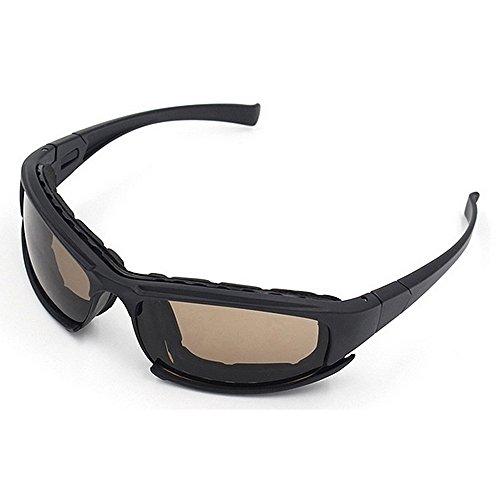 Sol de De Sol De De Viento Gafas De Gafas Polarizadas Sol Sol A Aire Al Prueba De KTYX Gafas Gafas Gafas Montar Libre qCxpxwa1