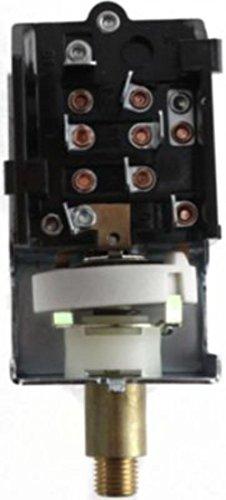 CPP Headlight Switch for Jeep Cherokee, CJ5, CJ7, Grand Wagoneer, J10, J20 ()