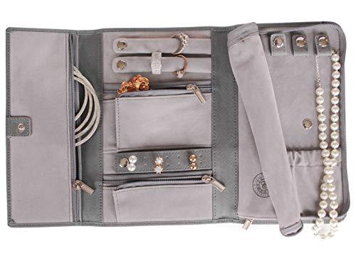 vel Jewelry Case - Jewelry Organizer by Case Elegance ()