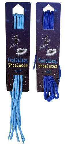 FootGalaxy Round Laces For Boots And Shoes