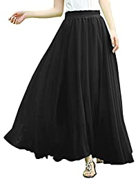 Amazon.com: Black - Skirts / Clothing: Clothing, Shoes & Jewelry