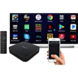 NextD Android Mini PC Top Specs [4K, Android 7.1, S912 Octa-Core, 3GB/32GB, 2.4/5G WiFi+BT] + Unique NextD Remote App Enabling Mouse/Keyboard, MultiTouch, Motion Inputs