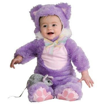 Little Baby Kitty Costume (Kitty Cat Baby Costume - Infant)