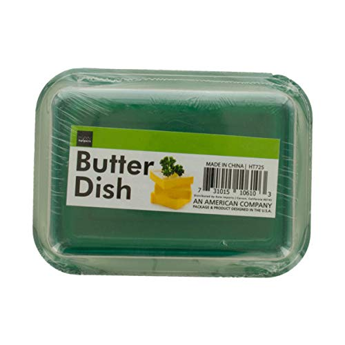 Covered Butter Dish 12/Pack (9 Pack)
