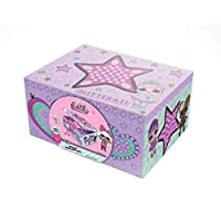 LOL Surprise! Mosaic Jewellery Box with Surprise Gift - Girls Toys